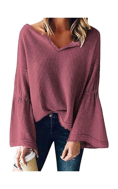 Locryz Waffle Knit Shirt