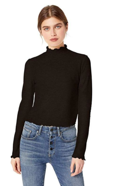 Jack by BB Dakota Best Intentions Rib Knit top