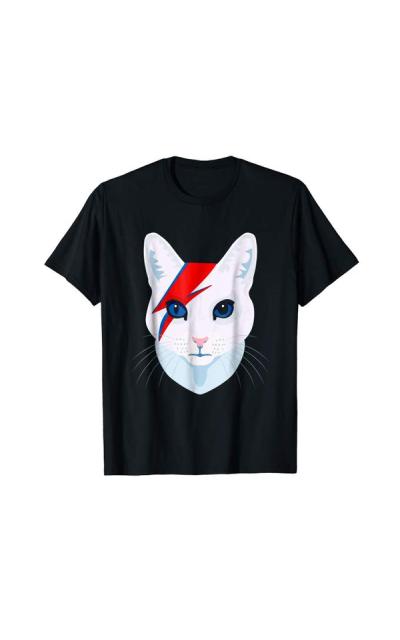 Cat Bowie Tshirt