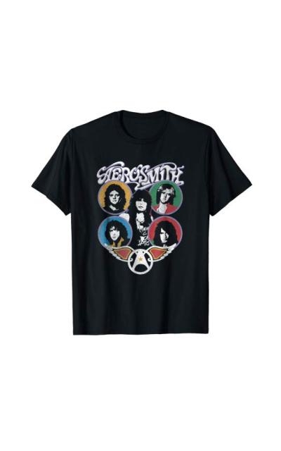 Aerosmith - Permanent Vacation T-Shirt
