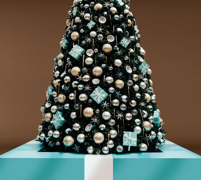 Tiffany & Co Christmas Tree
