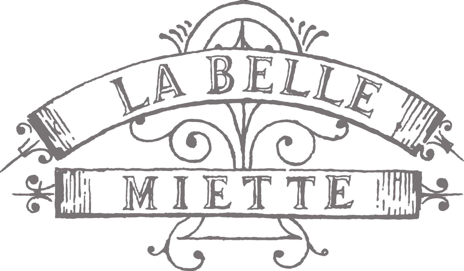 La Belle Miette