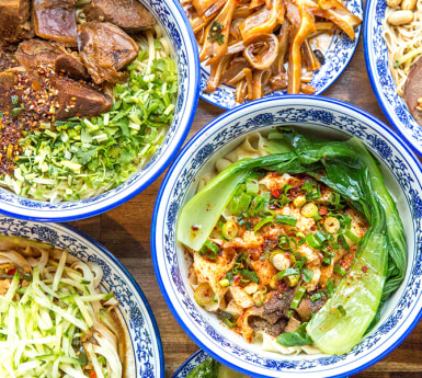 Lanzhou Beef Noodle