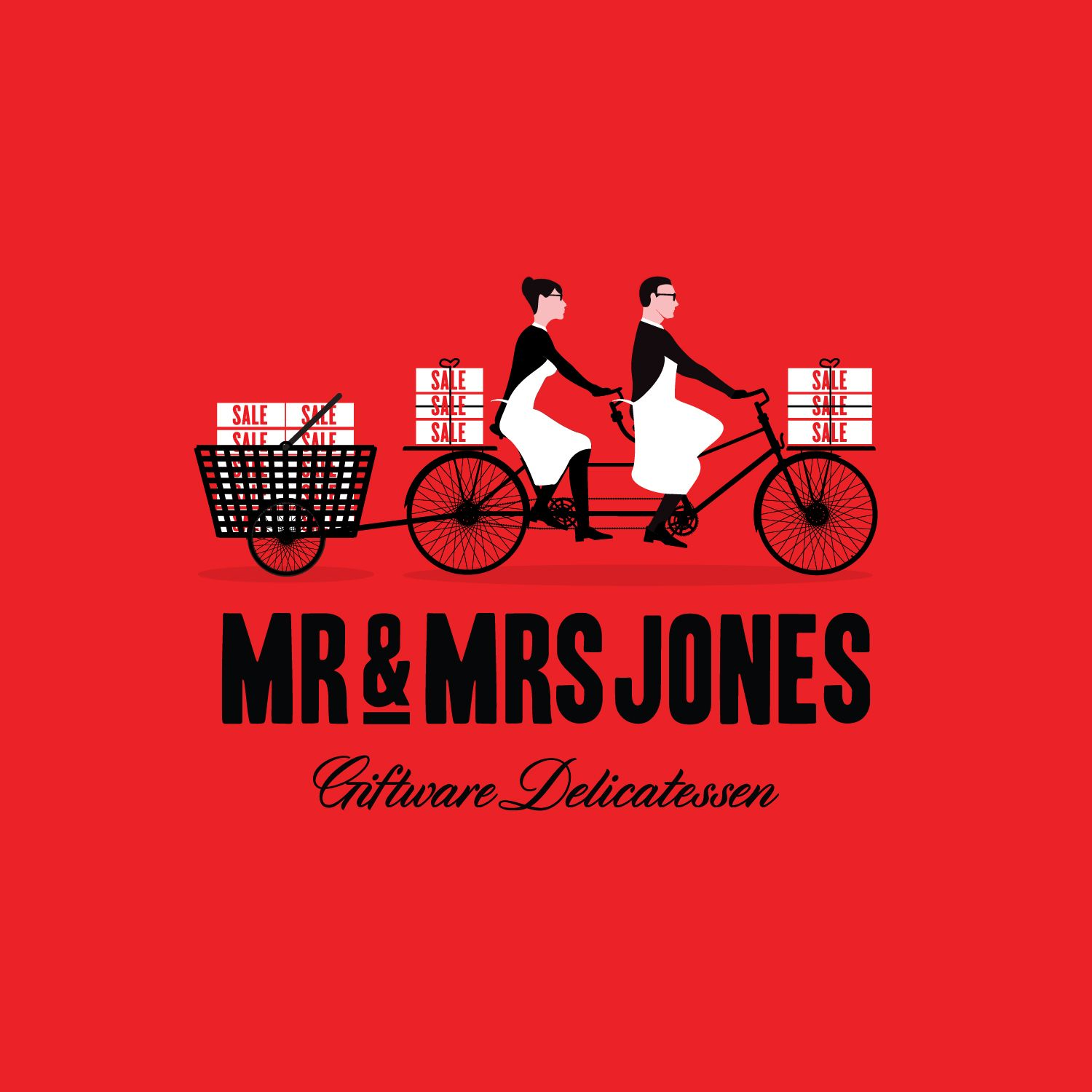 Mr & Mrs Jones