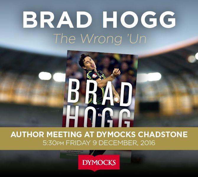 Brad Hogg
