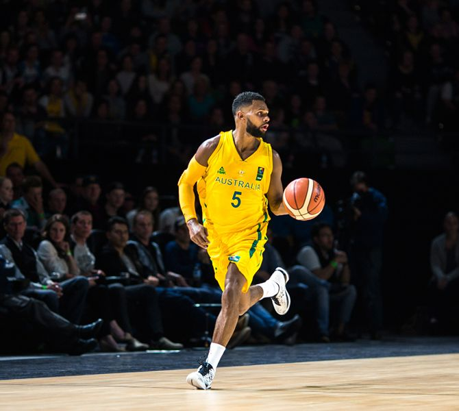 Win A $1000 Shopping Spree With Patty Mills