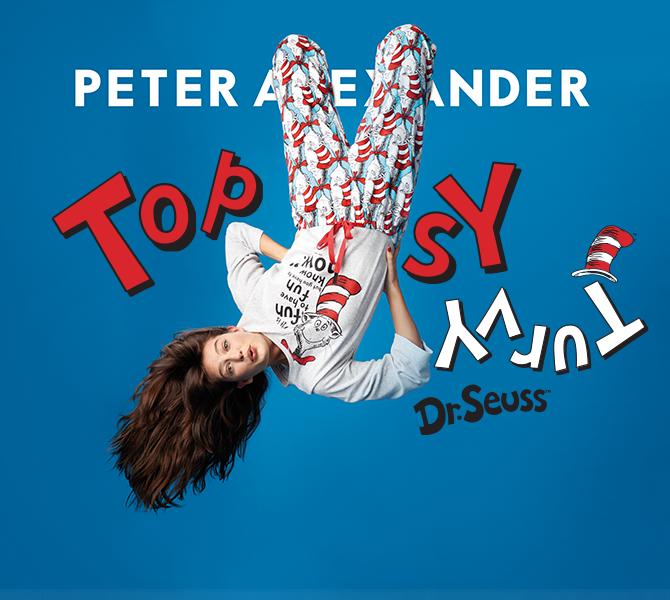 Peter Alexander Topsy Turvy