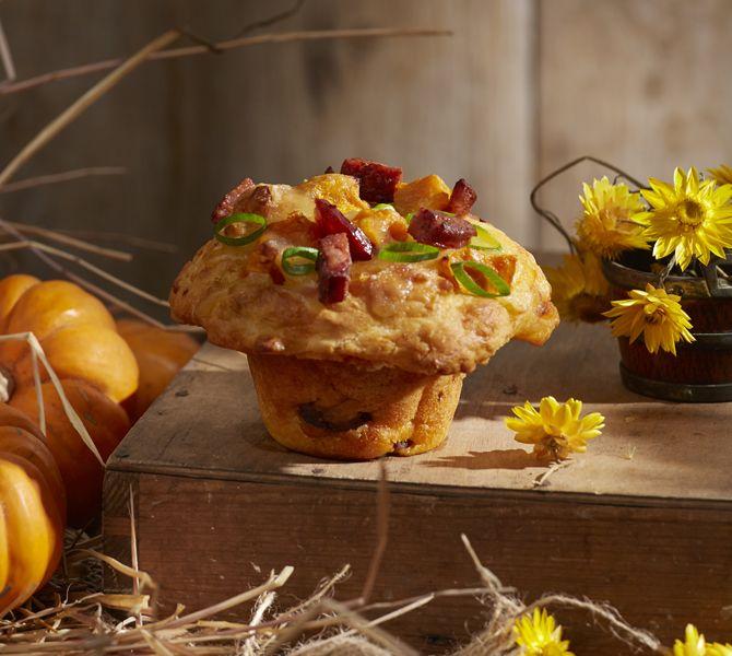 Muffin Break Halloween Muffins