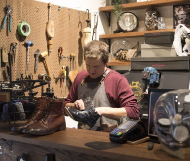 Merchant workshop