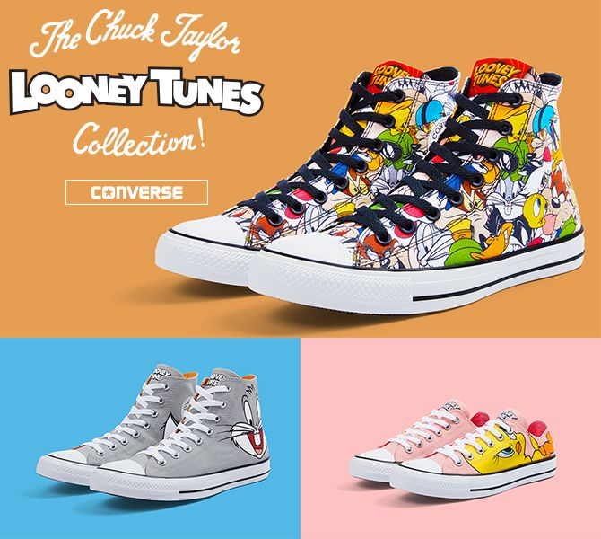Converse's New Collection