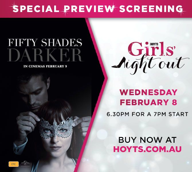 Hoyts Girls Night Out