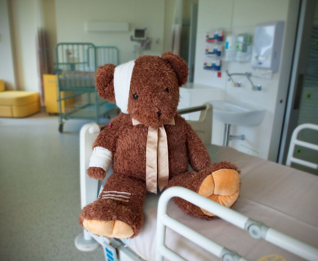 LEGOLAND Discovery Centre X Teddy Bear Hospital