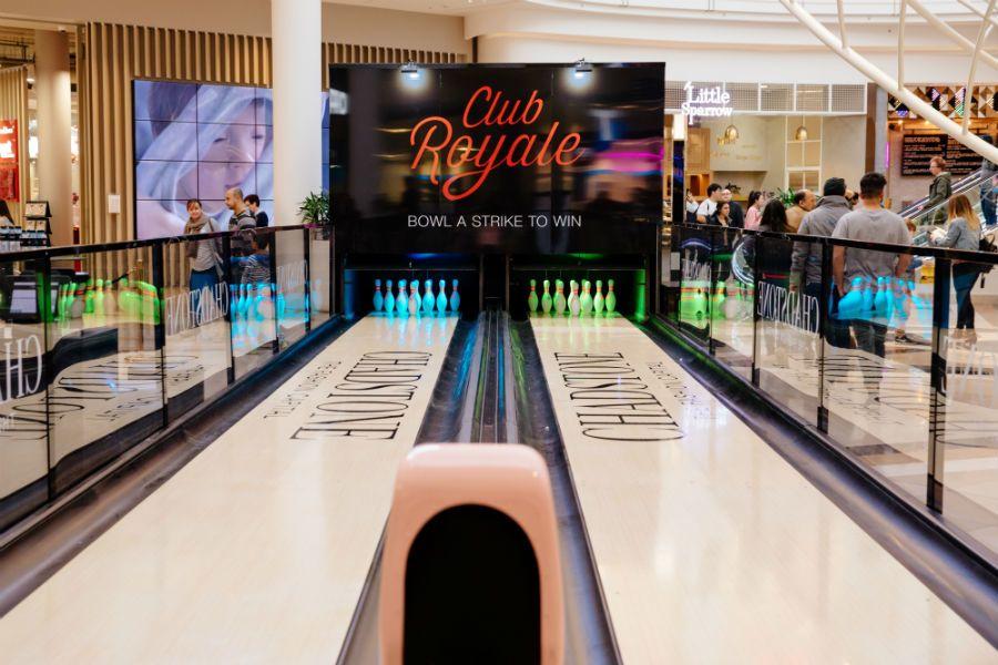 Club Royale Bowling