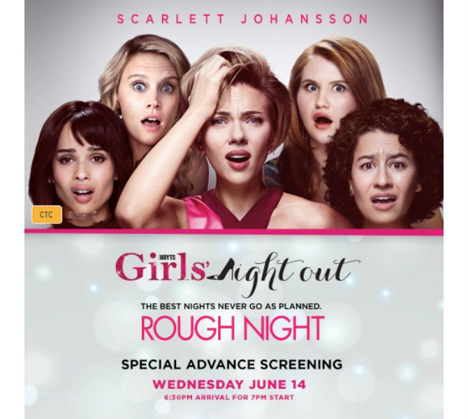 Hoyts Girls' Night Out