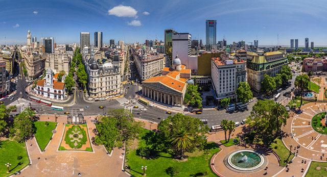 Процесс оформления визы в Аргентину в 2019 году