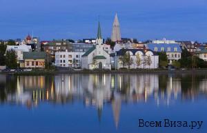 Какая именно виза нужна в Исландию в 2019 году