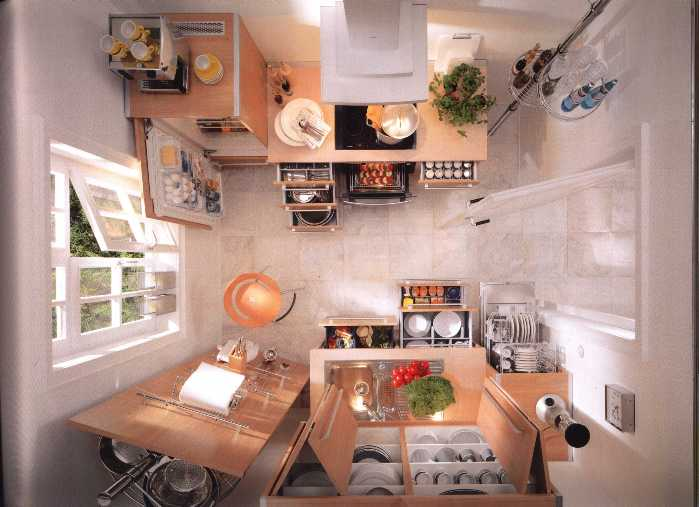 Особенности и порядок перепланировки кухни в хрущевке в 2019 году