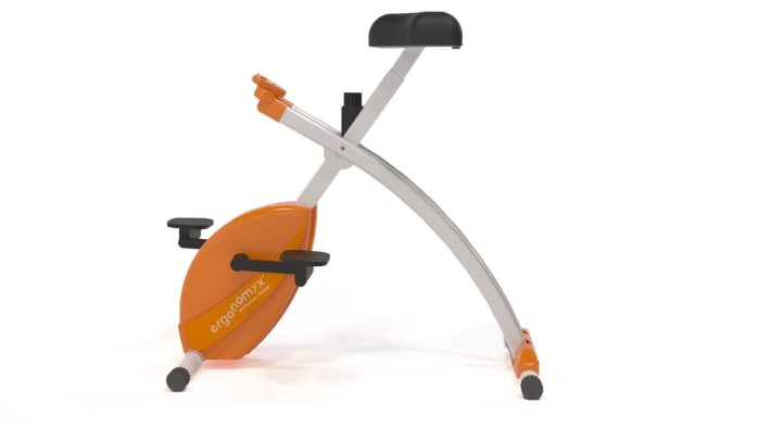 Ergonomyx Smart Under-The-Desk Bike