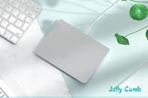 マウスの代わりにJelly Comb USB トラックパッド(タッチパッド)を買った話