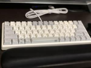 中華製静電容量無接点方式キーボード「Niz Atom66」買ったのでHHKBと比較レビュー