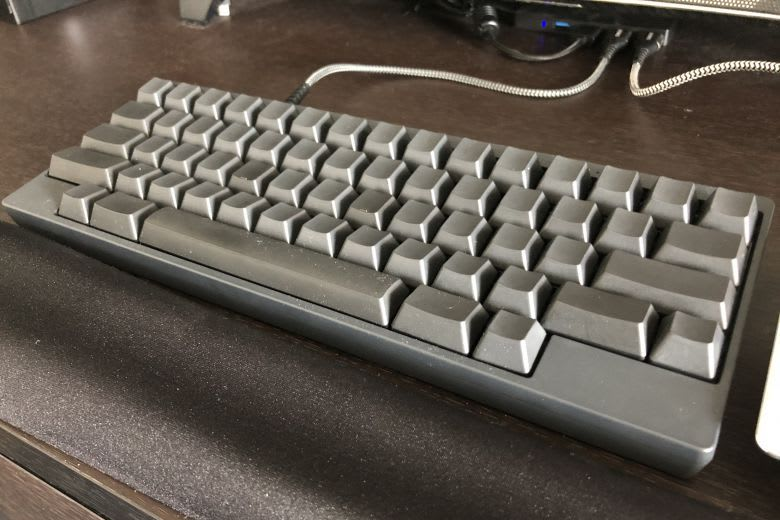 最新機種Happy Hacking Keyboard(HHKB)Hybridレビュー