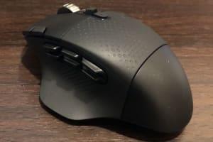 高級多ボタンゲーミングマウス・ロジクールG604レビュー