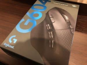 ロジクールG604パッケージ