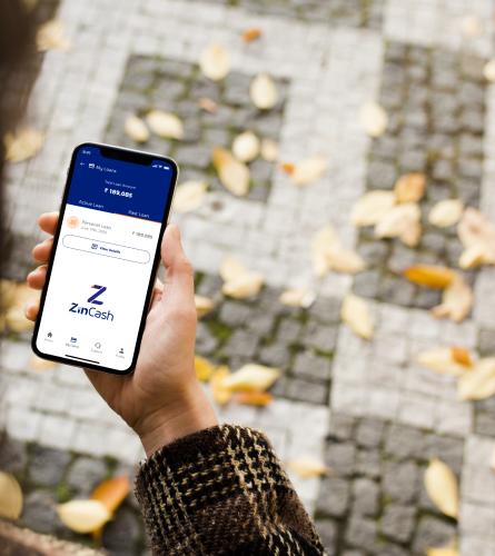 Instant personal loan app ZinCash