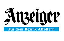 Anzeiger Bezirk Affoltern Inserat