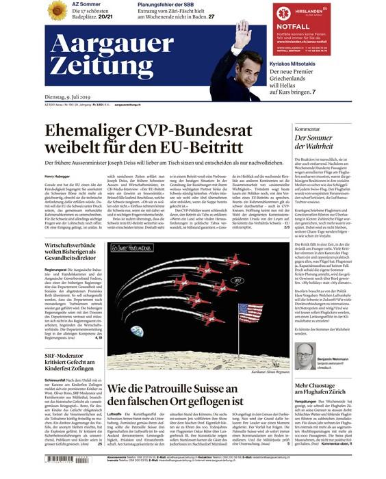 Aargauer Zeitung Gesamtausgabe