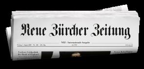 Neue Zürcher Zeitung Inserat
