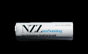 Neue Zürcher Zeitung am Sonntag Inserat