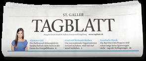 St. Galler Tagblatt Gesamtausgabe Inserat