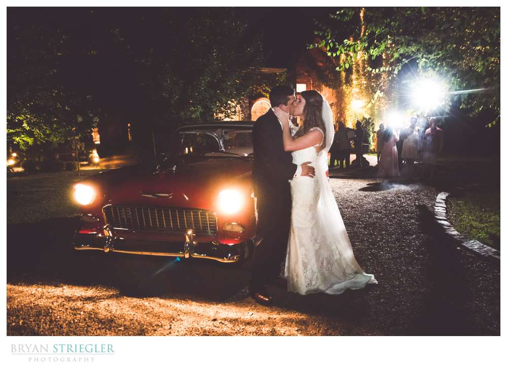 How to Leave Your Wedding Reception?