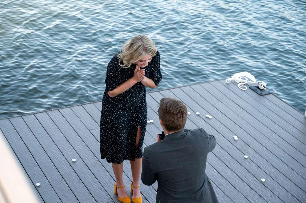 Bella Vista Wedding Proposal