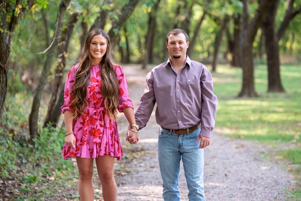 engagements at Sulphur, Oklahoma