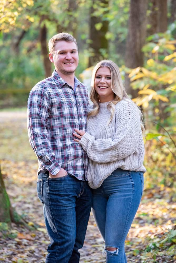 Engagement Photos at Castlewood Park