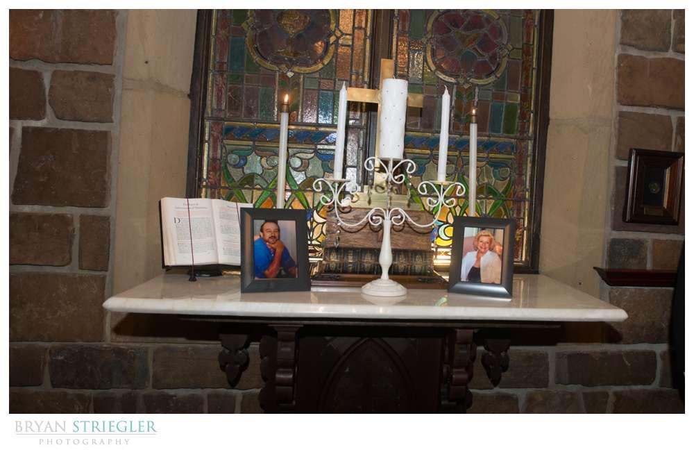Fayetteville Wedding Photographer memorial