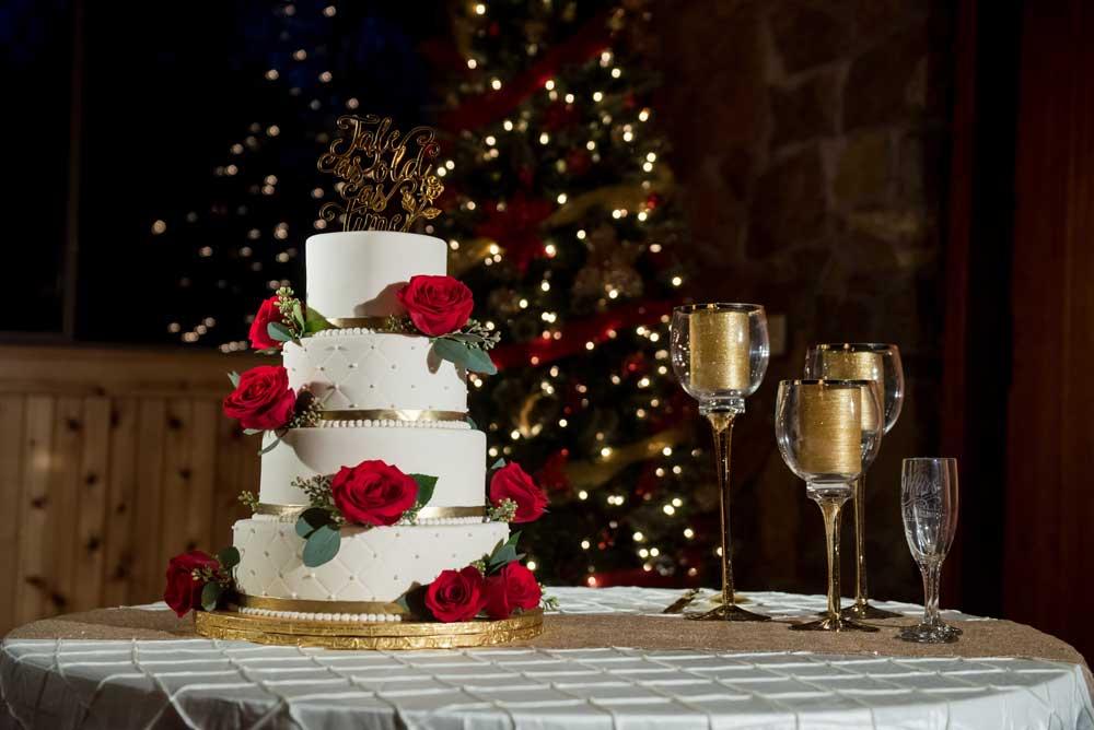 Beauty-and-Beast-wedding-cake