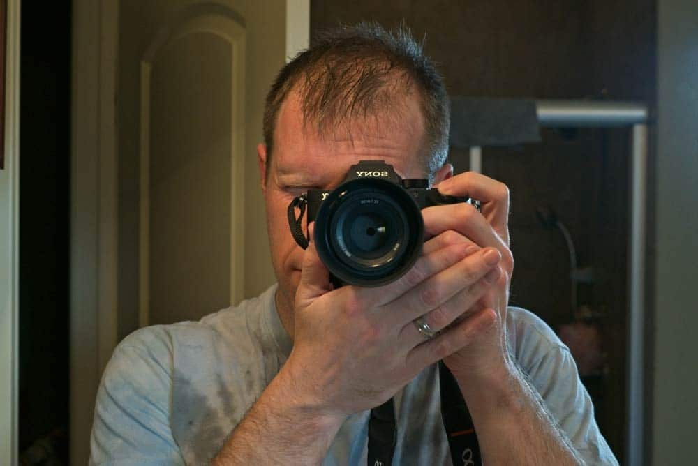 Photographers Need Professional Equipment