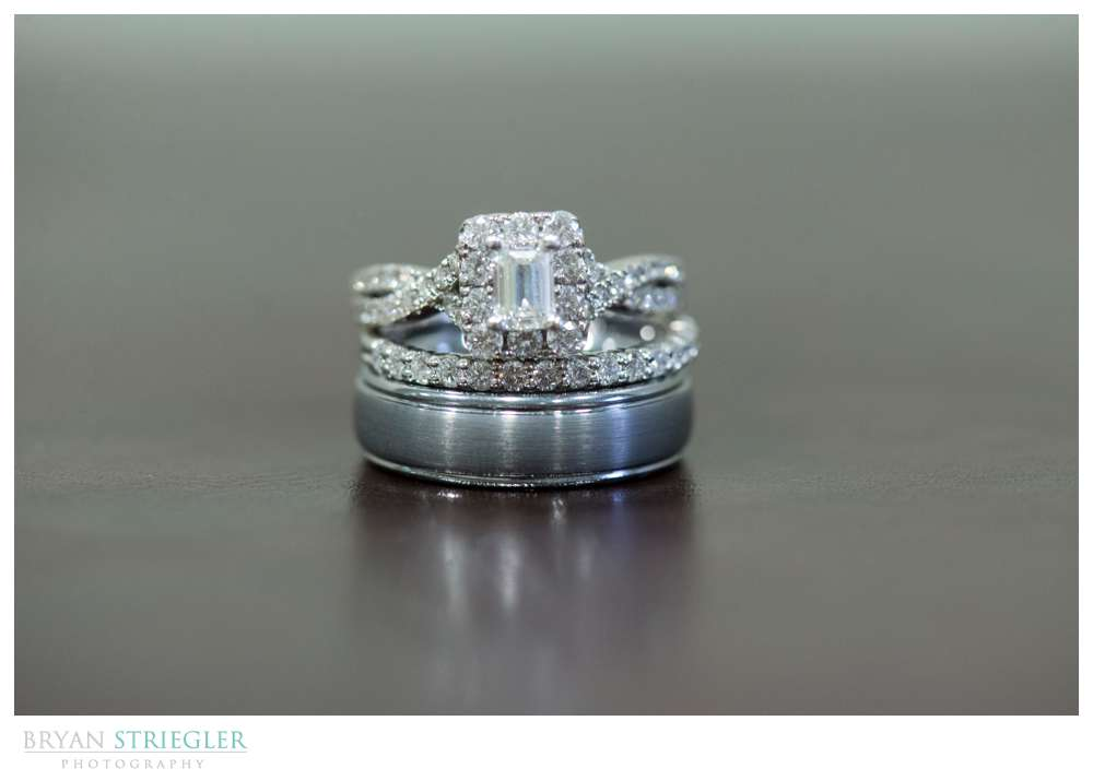 Northwest Arkansas Wedding Photographer ring