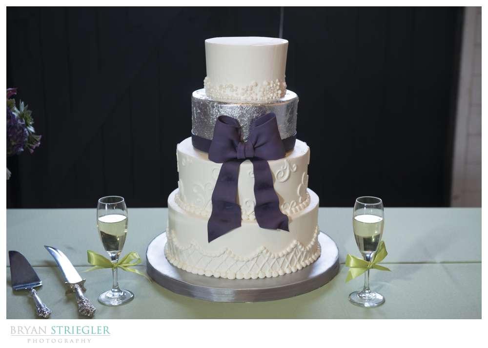 Northwest Arkansas Wedding  cake