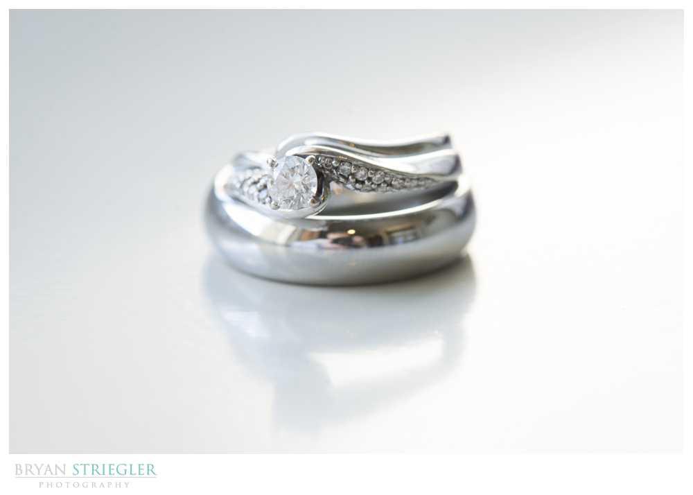wedding details wedding rings