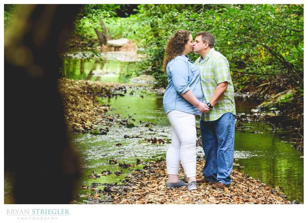 Tanyard Creek Engagement Photos: Scott and Ashley