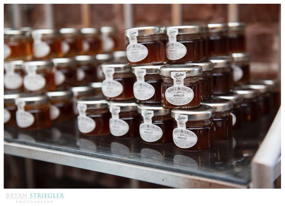 jelly wedding guest gift