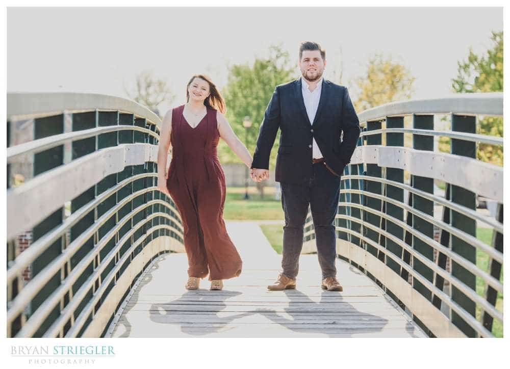 engagements on bridge