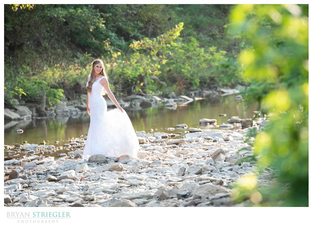 bridals in state park