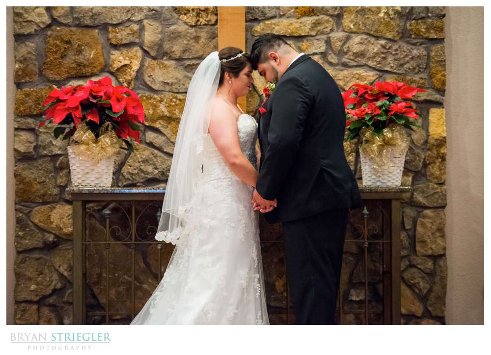 private prayer for bride and groom