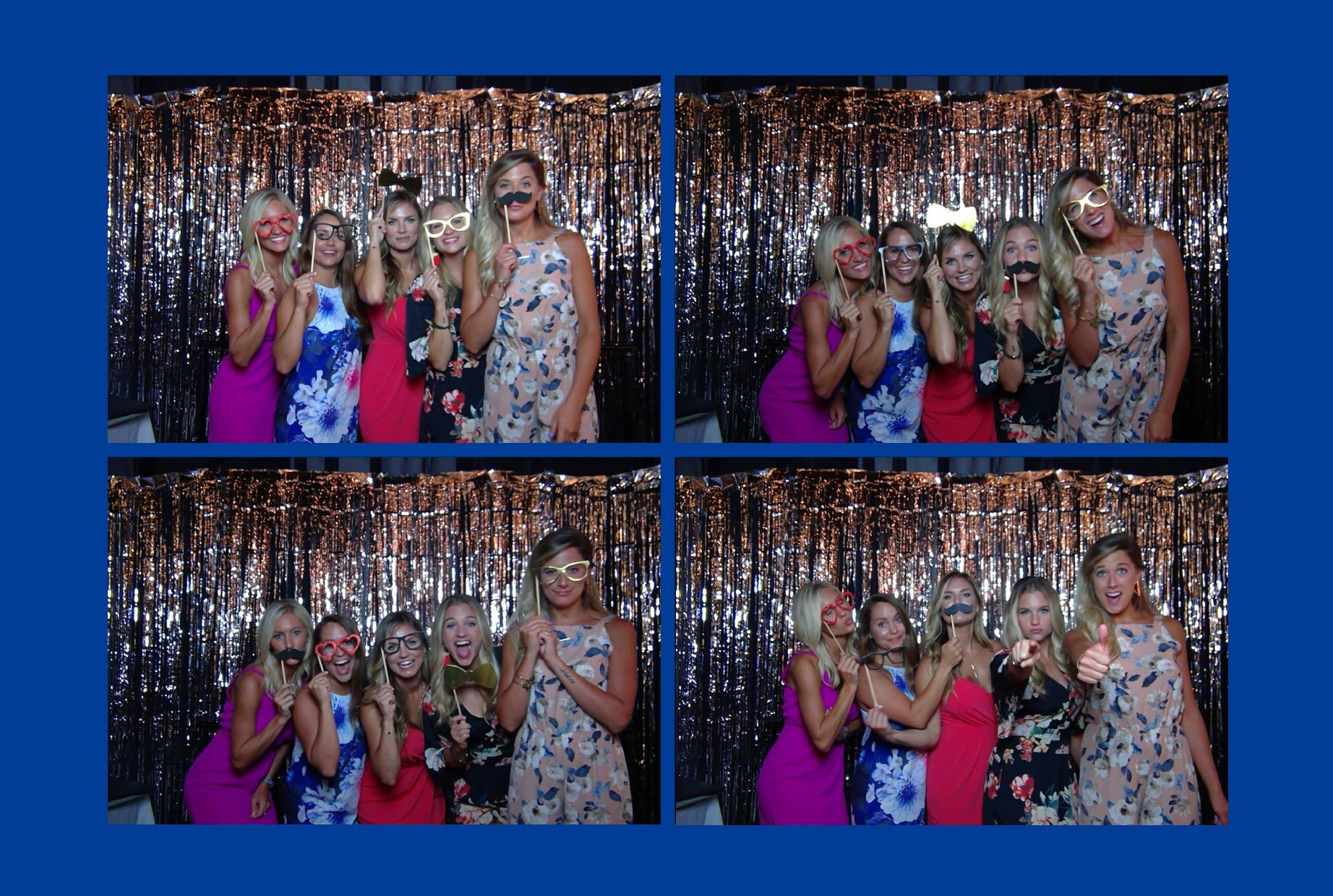 Photo Booths for Weddings or Events in Northwest Arkansas