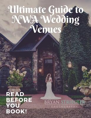 Northwest Arkansas Wedding Venue Guide